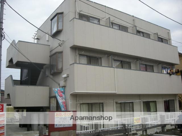 千葉県千葉市中央区、大森台駅徒歩10分の築26年 3階建の賃貸マンション
