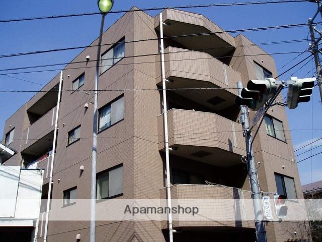 千葉県千葉市稲毛区、稲毛駅徒歩13分の築23年 4階建の賃貸マンション