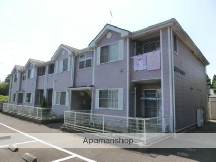 千葉県四街道市、四街道駅ちばグリーンバスバス10分馬洗下車後徒歩4分の築12年 2階建の賃貸アパート