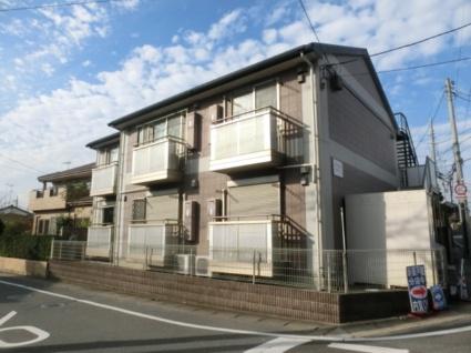 千葉県四街道市、四街道駅バス7分栗山下車後徒歩1分の築10年 2階建の賃貸アパート