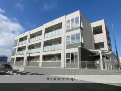 千葉県四街道市、物井駅徒歩10分の新築 3階建の賃貸マンション
