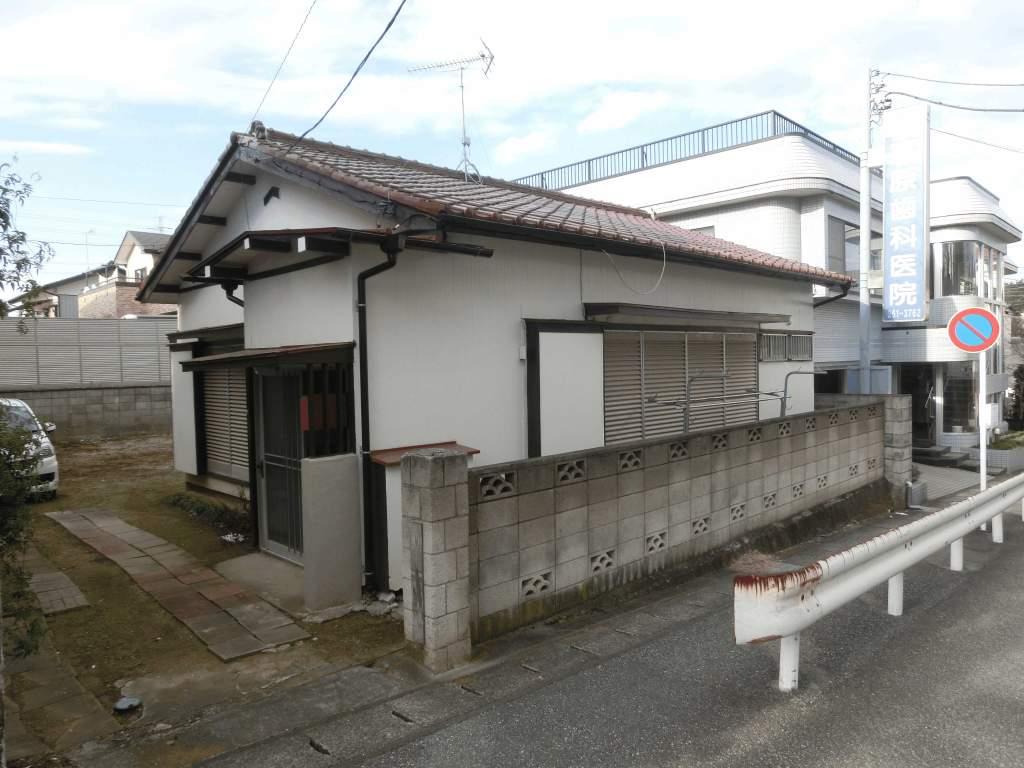千葉県千葉市中央区、大森台駅徒歩13分の築48年 1階建の賃貸一戸建て