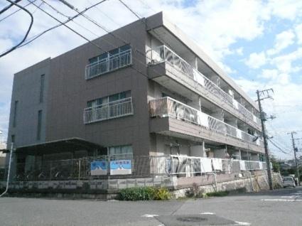 千葉県千葉市若葉区、都賀駅徒歩6分の築44年 3階建の賃貸マンション