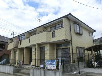 千葉県千葉市若葉区、千葉駅バス8分高品坂下下車後徒歩3分の築21年 2階建の賃貸テラスハウス