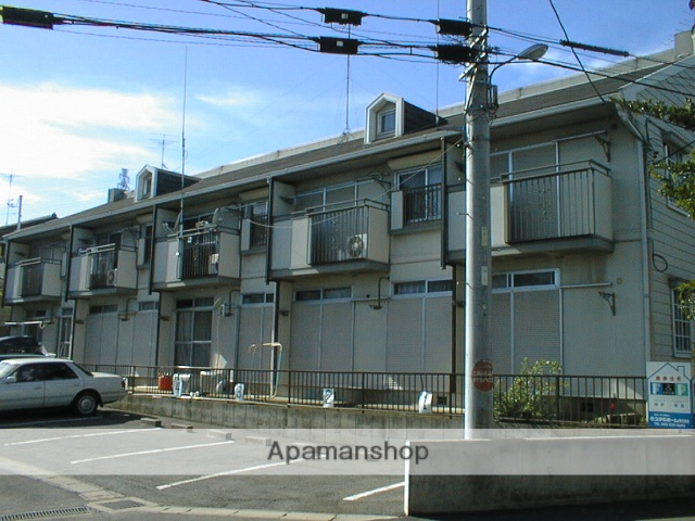 千葉県千葉市若葉区、千葉駅徒歩14分の築31年 2階建の賃貸アパート