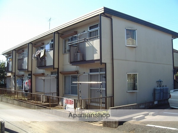 千葉県千葉市若葉区、都賀駅徒歩12分の築30年 2階建の賃貸アパート