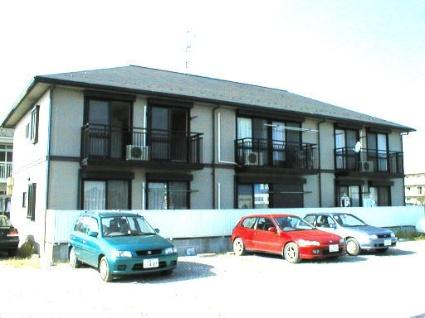 千葉県千葉市若葉区、千葉駅バス14分北貝塚下車後徒歩8分の築22年 2階建の賃貸アパート