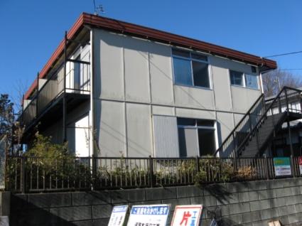 千葉県千葉市若葉区、小倉台駅徒歩4分の築41年 2階建の賃貸アパート