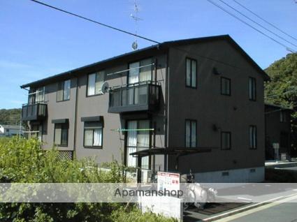 千葉県千葉市若葉区、千葉駅バス18分熊野神社下車後徒歩3分の築20年 2階建の賃貸アパート