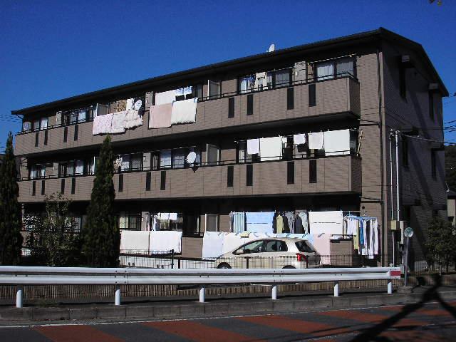 千葉県千葉市若葉区、動物公園駅徒歩24分の築15年 3階建の賃貸アパート