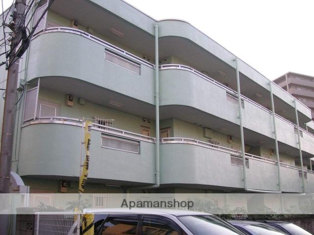 千葉県千葉市中央区、千葉駅徒歩5分の築27年 3階建の賃貸マンション
