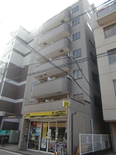 千葉県千葉市中央区、西千葉駅徒歩15分の築21年 8階建の賃貸マンション