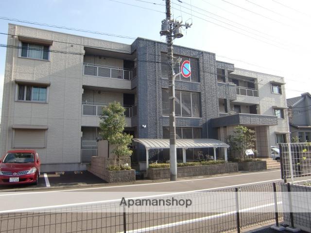 千葉県千葉市稲毛区、西千葉駅徒歩6分の築6年 3階建の賃貸マンション