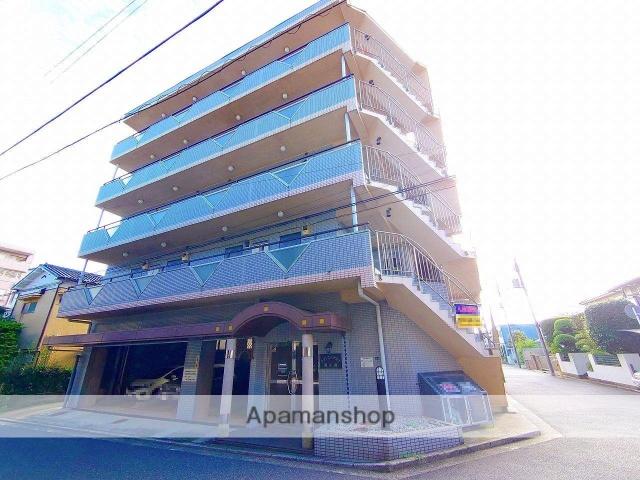 千葉県千葉市稲毛区、西千葉駅徒歩10分の築24年 5階建の賃貸マンション