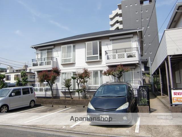千葉県千葉市稲毛区、西千葉駅徒歩5分の築27年 2階建の賃貸アパート