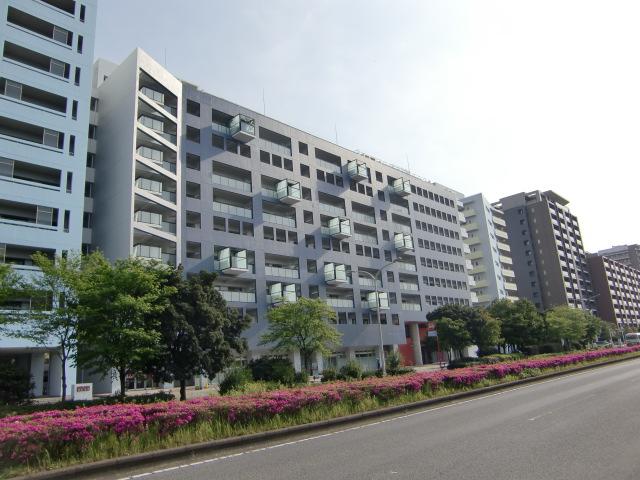 千葉県千葉市美浜区、幕張駅徒歩32分の築15年 10階建の賃貸マンション