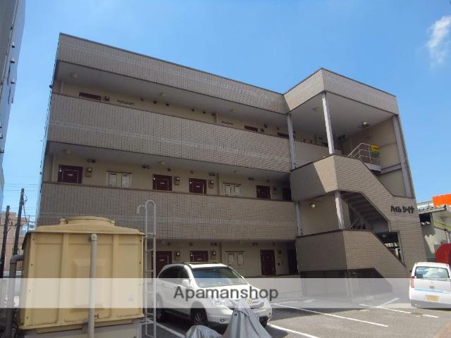 千葉県千葉市稲毛区、稲毛駅徒歩27分の築23年 3階建の賃貸マンション