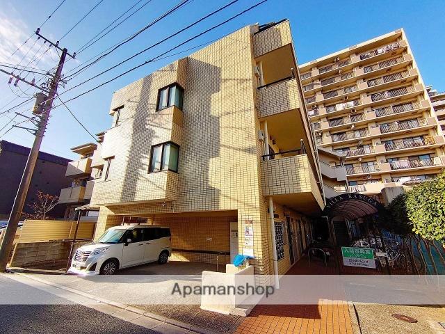 千葉県千葉市中央区、西千葉駅徒歩4分の築31年 4階建の賃貸マンション