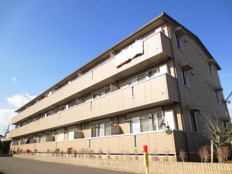 千葉県千葉市稲毛区、西千葉駅徒歩25分の築7年 3階建の賃貸アパート
