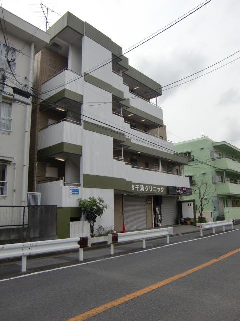 千葉県千葉市中央区、西千葉駅徒歩3分の築29年 4階建の賃貸マンション
