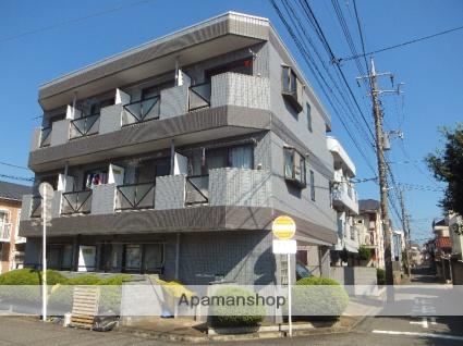 千葉県千葉市中央区、西千葉駅徒歩9分の築25年 3階建の賃貸マンション