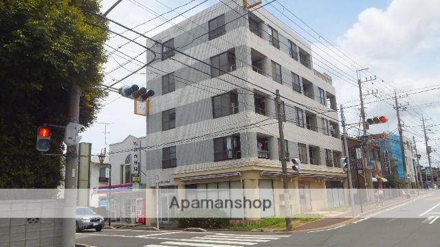 千葉県千葉市中央区、西千葉駅徒歩8分の築27年 5階建の賃貸マンション