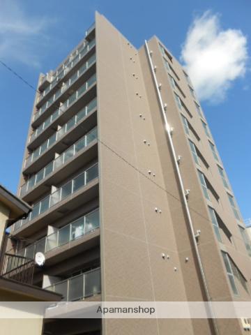 千葉県千葉市中央区、千葉駅徒歩9分の築9年 10階建の賃貸マンション