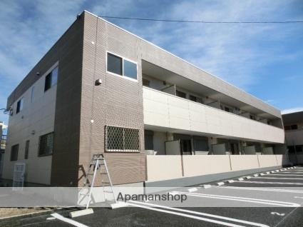 千葉県千葉市若葉区、西千葉駅バス20分愛生町下車後徒歩4分の築1年 2階建の賃貸マンション