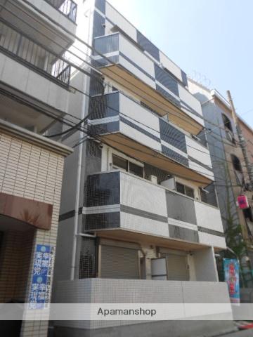 千葉県千葉市中央区、千葉駅徒歩8分の築4年 5階建の賃貸マンション