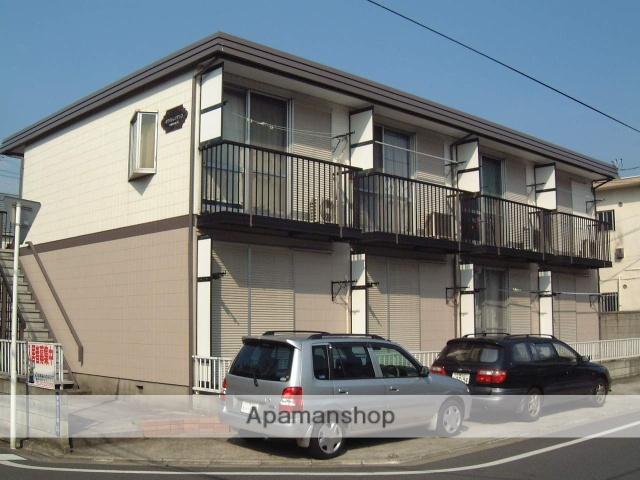 千葉県千葉市中央区、千葉駅徒歩15分の築29年 2階建の賃貸アパート