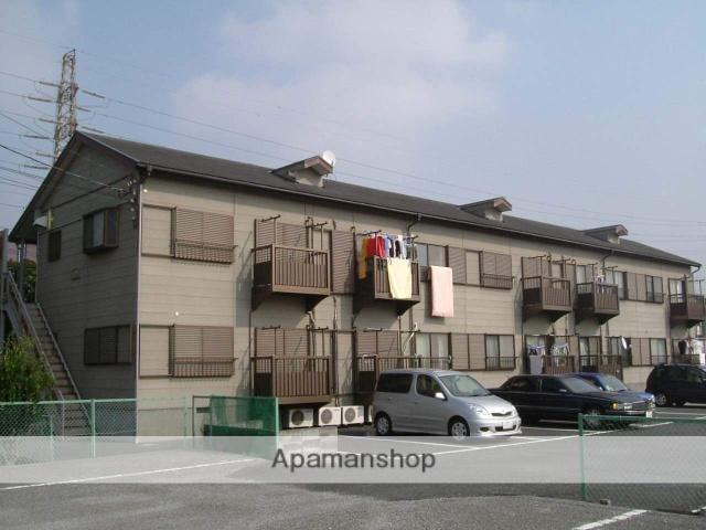 千葉県千葉市若葉区、千葉駅バス25分南二丁目下車後徒歩2分の築23年 2階建の賃貸アパート