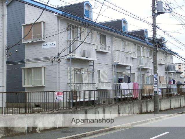 千葉県千葉市若葉区、西千葉駅バス15分西寺山下車後徒歩3分の築25年 2階建の賃貸アパート