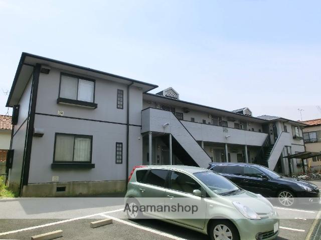 千葉県千葉市若葉区、都賀駅徒歩14分の築25年 2階建の賃貸アパート
