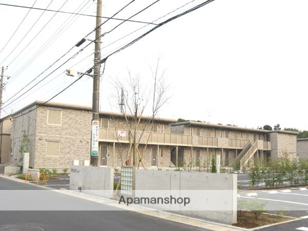 千葉県千葉市若葉区、千葉駅バス13分みつわ台二丁目下車後徒歩3分の築9年 2階建の賃貸アパート