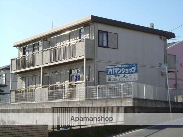 千葉県千葉市若葉区、西千葉駅バス20分愛生町下車後徒歩2分の築22年 2階建の賃貸アパート