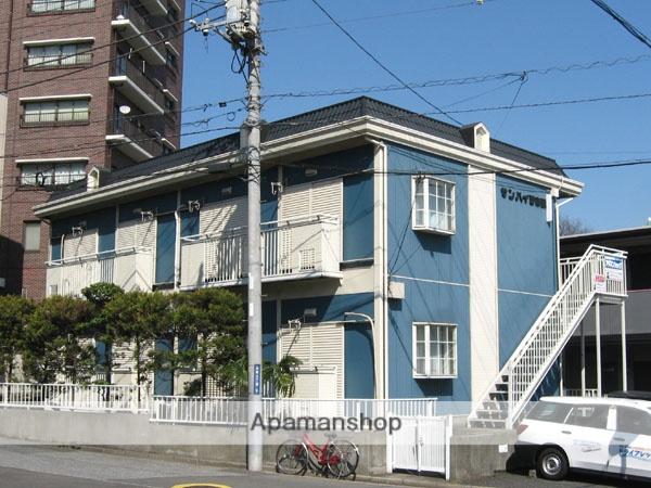 千葉県千葉市中央区、千葉駅徒歩20分の築26年 2階建の賃貸アパート