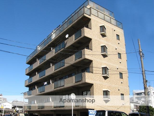 千葉県千葉市中央区、千葉駅徒歩10分の築25年 7階建の賃貸マンション