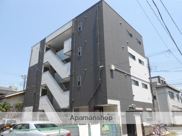 千葉県千葉市中央区、千葉駅徒歩20分の築6年 4階建の賃貸マンション