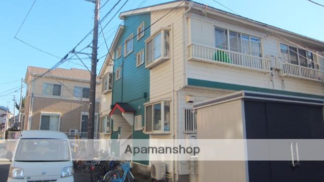 千葉県千葉市中央区、千葉駅徒歩18分の築29年 2階建の賃貸アパート