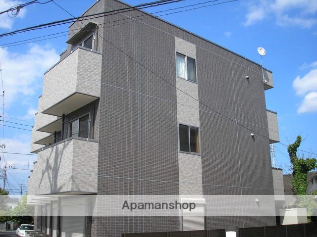 千葉県千葉市中央区、千葉駅徒歩10分の築9年 3階建の賃貸マンション