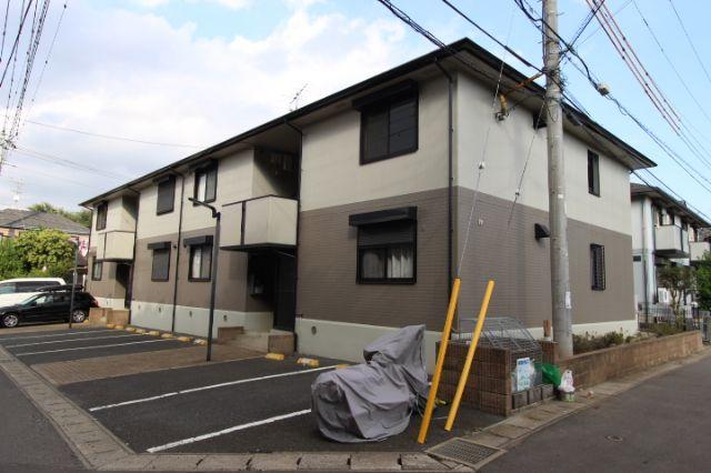 千葉県船橋市、船橋法典駅徒歩18分の築18年 2階建の賃貸アパート