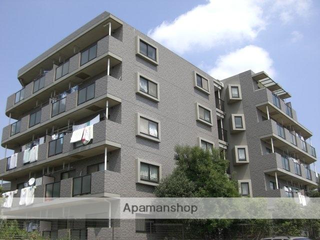 千葉県船橋市、東船橋駅徒歩35分の築18年 5階建の賃貸マンション