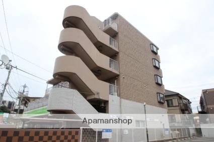 千葉県船橋市、西船橋駅バス10分行田西小下車後徒歩1分の築28年 5階建の賃貸マンション