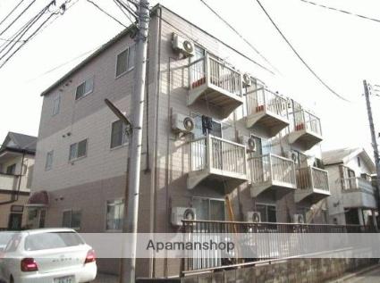 千葉県船橋市、船橋駅徒歩8分の築25年 3階建の賃貸マンション
