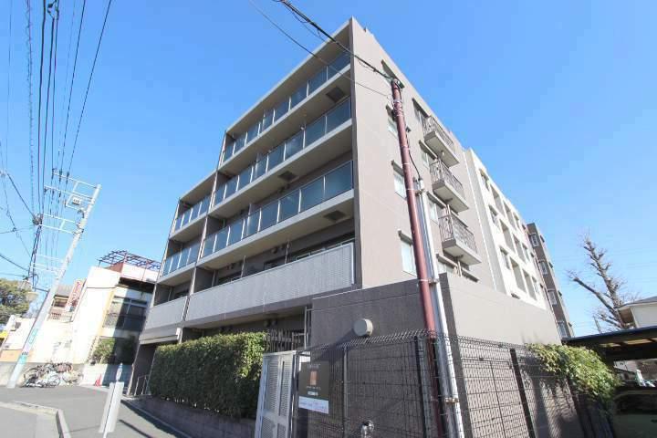 千葉県船橋市、西船橋駅徒歩6分の築9年 5階建の賃貸マンション