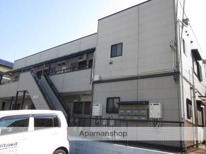 千葉県船橋市、船橋駅徒歩19分の築17年 2階建の賃貸アパート