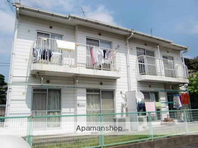 千葉県市川市、市川駅徒歩15分の築30年 2階建の賃貸アパート
