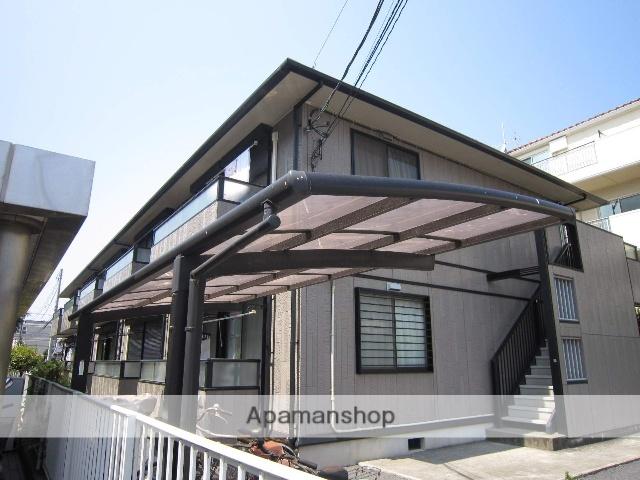 千葉県船橋市、船橋駅徒歩14分の築17年 2階建の賃貸マンション