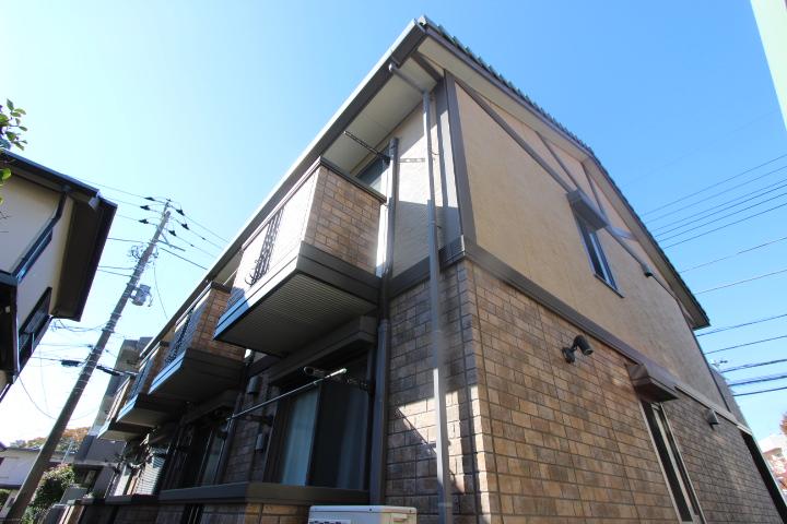 千葉県船橋市、西船橋駅徒歩10分の築14年 2階建の賃貸アパート
