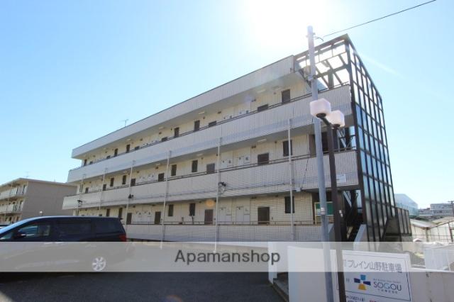 千葉県船橋市、西船橋駅徒歩8分の築25年 3階建の賃貸マンション